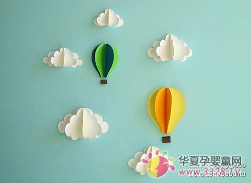 给宝宝展示简单手工折纸,给生活增添更多创意色彩