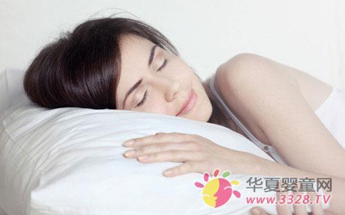 孕妇良好睡眠的条件
