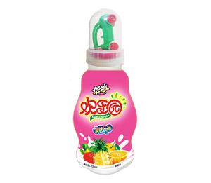 华妙欢乐园200ml粉色玩具装