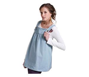 皇家孕婴双重防护背袋背心