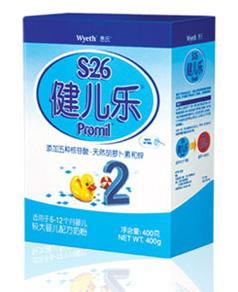 惠氏S-26健儿乐(盒装)