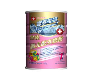 康喜宝宝金装婴儿配方奶粉适合0-6个月宝宝