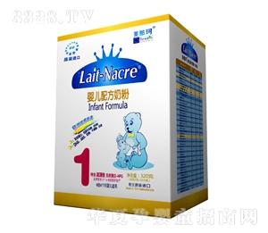 盒装婴儿配方奶粉1段