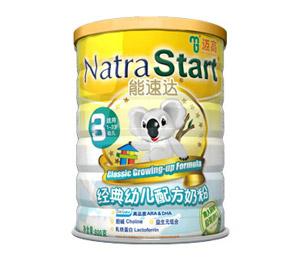 迈高能速达经典幼儿配方奶粉