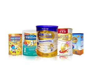 美贝美妈母婴加盟店――奶粉、辅食