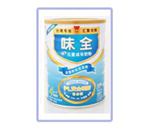味全优+全营养双优系列儿童成长奶粉