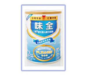 味全优+全营养双优系列较大婴儿配方奶粉