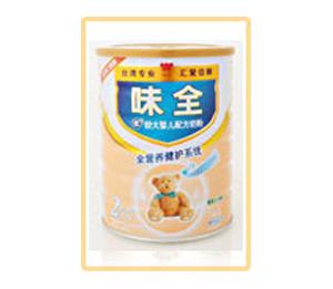 味全优+全营养健护系列较大婴儿配方奶粉