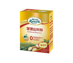润儿优金淮山米粉0段