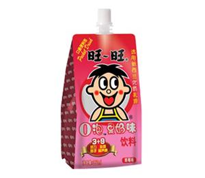 旺旺O泡果奶350ml(草莓味)