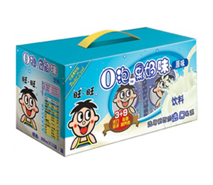 旺旺O泡果奶350ml礼盒装(原味)