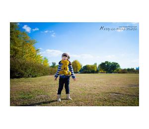 旋转木马儿童摄影--4岁宝宝照