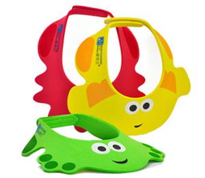 宝宝洗浴防水帽 S602