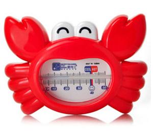 欢乐螃蟹水温计