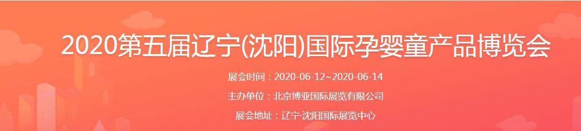 2020夏季婴童展会|东北母婴展会|沈阳孕婴童博览会