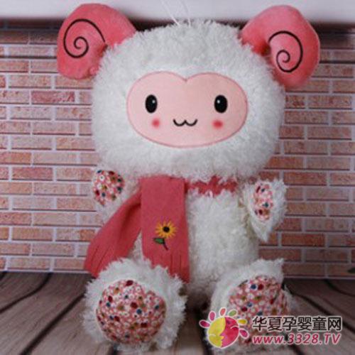 多利羊玩具孩子童年好伴侣