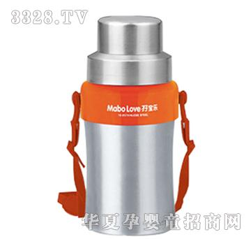 �I宝乐D型不锈钢提携式奶瓶260ml