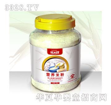 乐米兹淮山高蛋白配方米粉桶全段