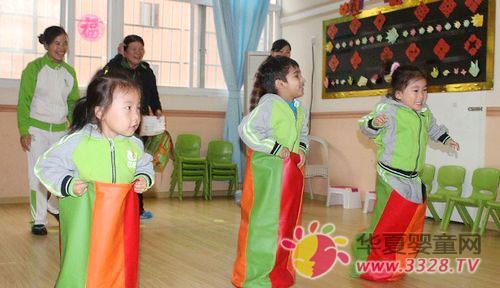 万婴幼儿园亲子运动会回顾